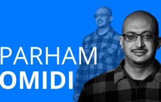 Der Mann Parham Omidi erzählt von seinem Weg zum Physiklehrer, von Brüchen und Niederlagen.