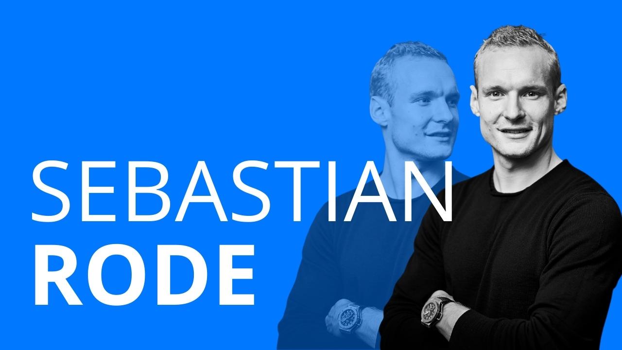 Der Profifußballer Sebastian Rode erzählt von seinem beruflichen Weg zum Traumberuf.