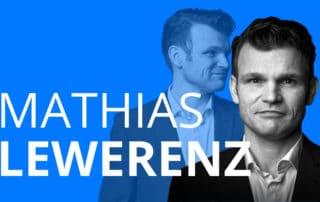 Mathias Lewerenz erzählt, wie er nach seiner Maurerausbildung über verschiedene Stationen zur Deutschen Post kam