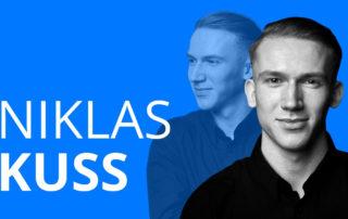 Niklas Kuss, Mitarbeiter bei der deutschen Post, erzählt wie er seine Ausbildung zum Elektriker abgebrochen hat und seine jetzige Ausbildung gefunden hat.