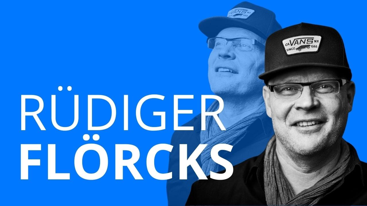 Rüdiger Flörcks erzählt, wie er nach seiner Ausbildung und verschiedenen Rückschlägen zum Leiter Corporate Events des Gibson Clubs in Frankfurt wurde