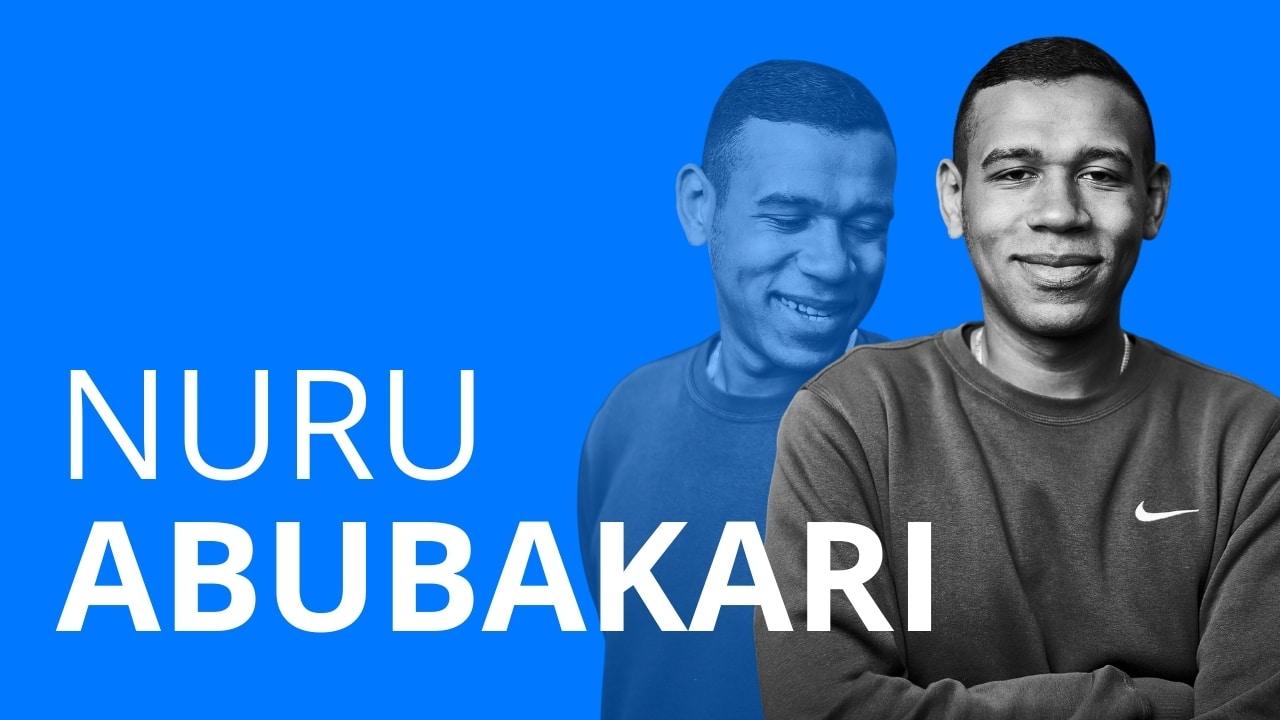 Nuru Abubakari erzählt von seiner Ausbildung im Hotel
